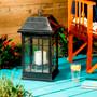 Smart Solar San Rafael Estate Solar Mission Lantern
