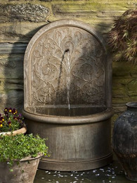 Corsini Wall Fountain by Campania International