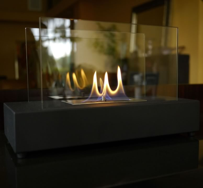 Nu Flame Incendio Tabletop Fireplace Picture 659