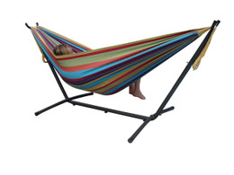 Double Hammock with Stand (9ft)