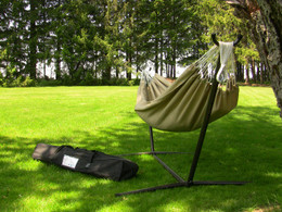 Sunbrella® Hammock with Stand (9ft)