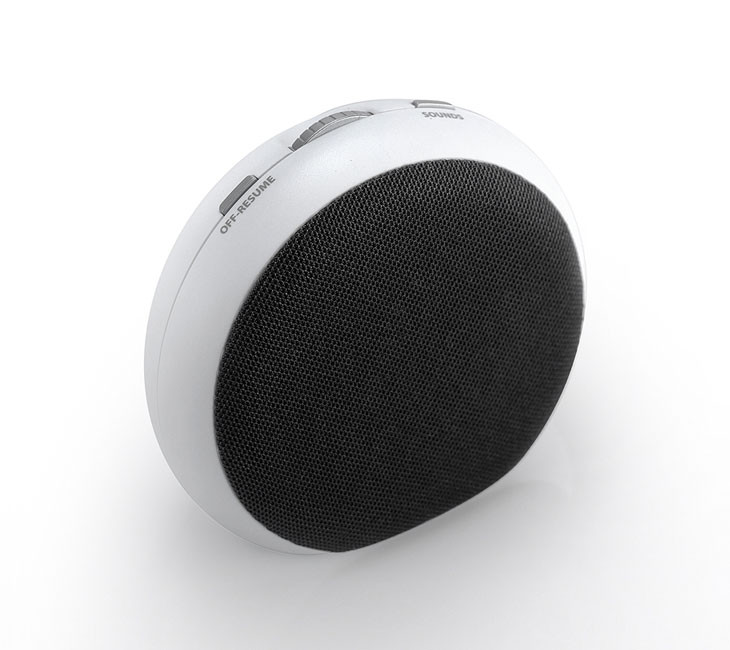 Sound Oasis S-100 White Noise Machine [Health and Beauty] S-100