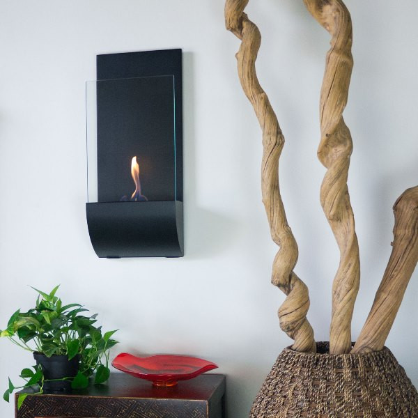 Torcia Wall Mounted Bio Ethanol Fuel Fireplace Picture 240