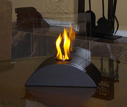 Nu-Flame Estro Tabletop Ethanol Fireplace
