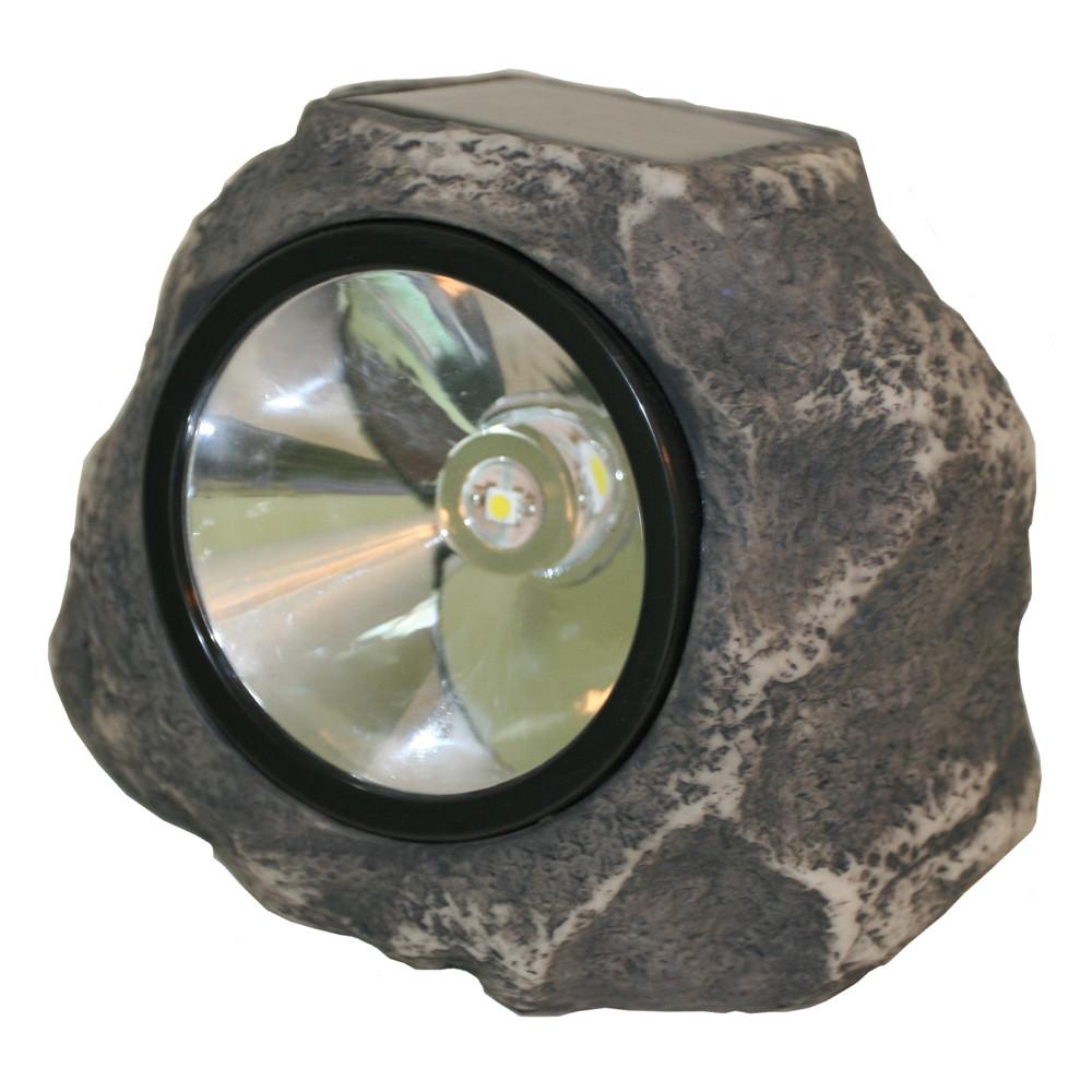 Smart Solar Solar Rock Light