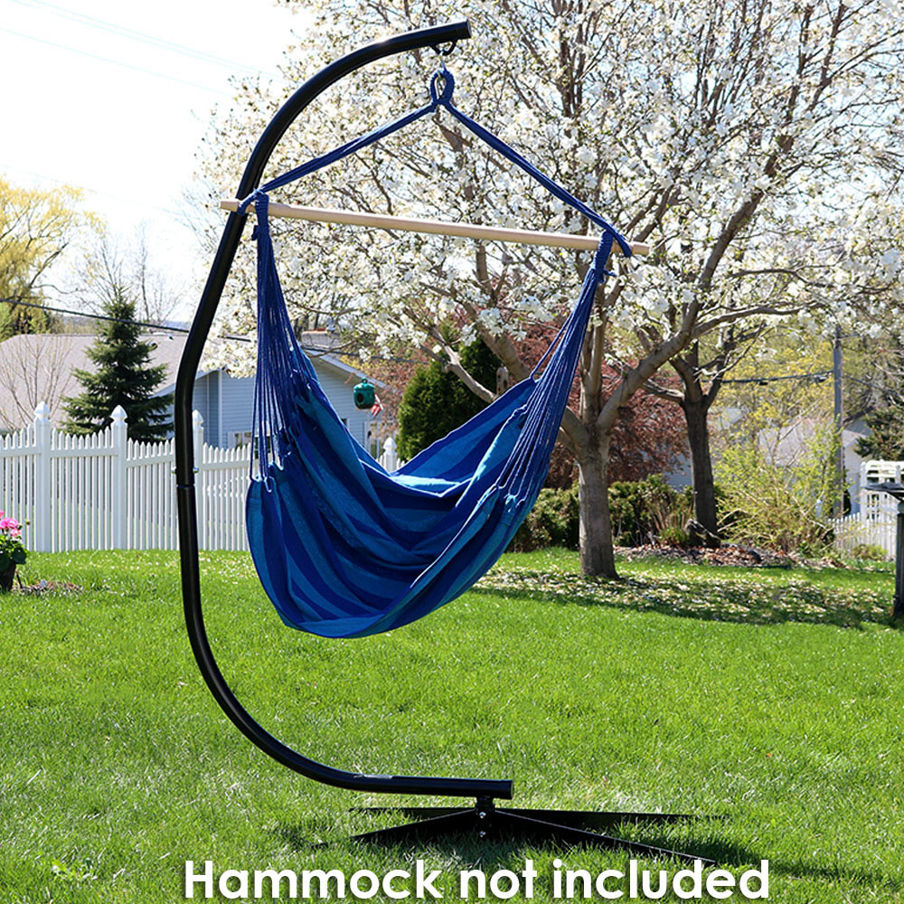 Sunnydaze Decor Hammock C Stand For Hanging Chairs