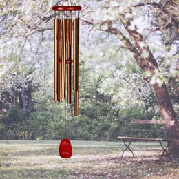 "Woodstock Bronze Pachelbel Canon 32.5"" Wind Chime"