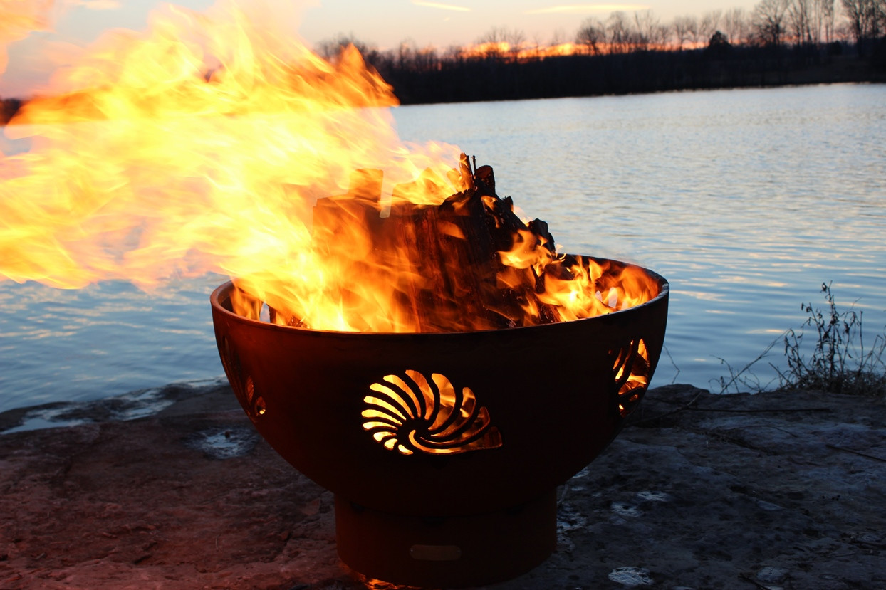 Beachcomber Fire Pit Picture 43