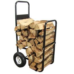 Sunnydaze Firewood Log Cart
