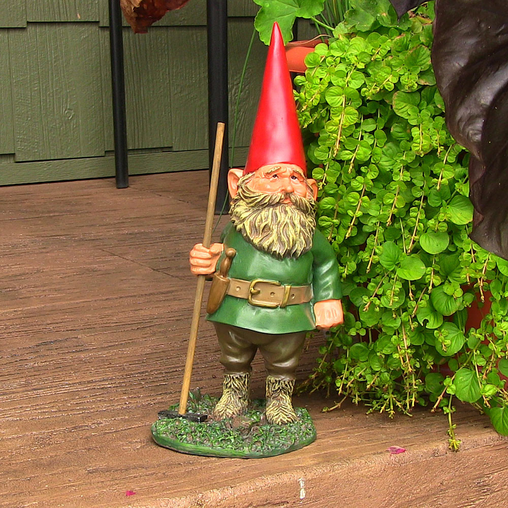 Woody Jr. the Gnome, 13.5\