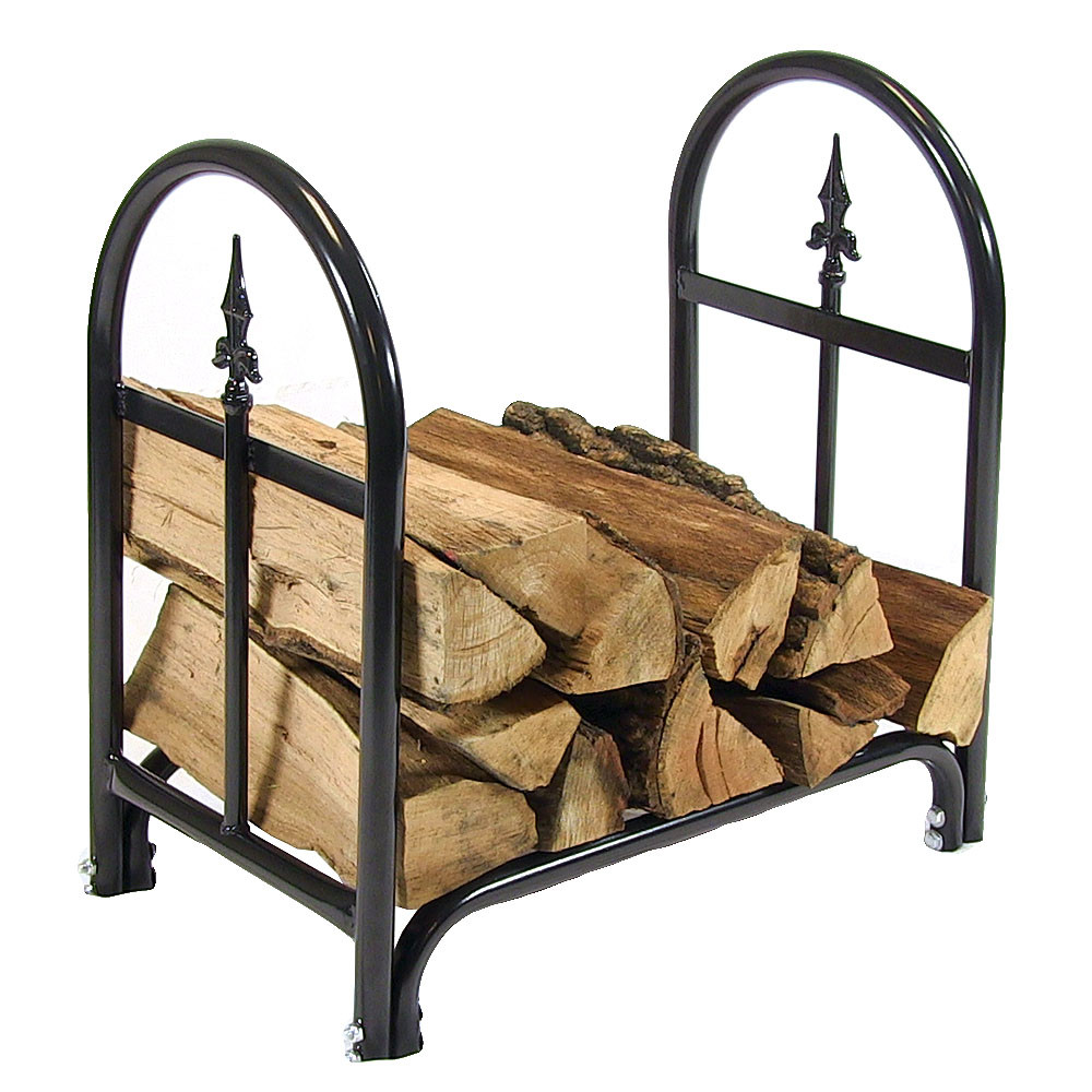 Sunnydaze Decorative Firewood Log Racks & Covers