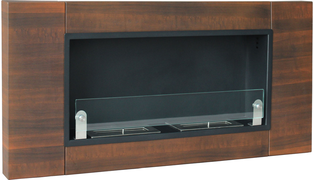 Nu Flame Finestera Du Wall Mounted Bio Ethanol Fireplace HighInc Picture 72