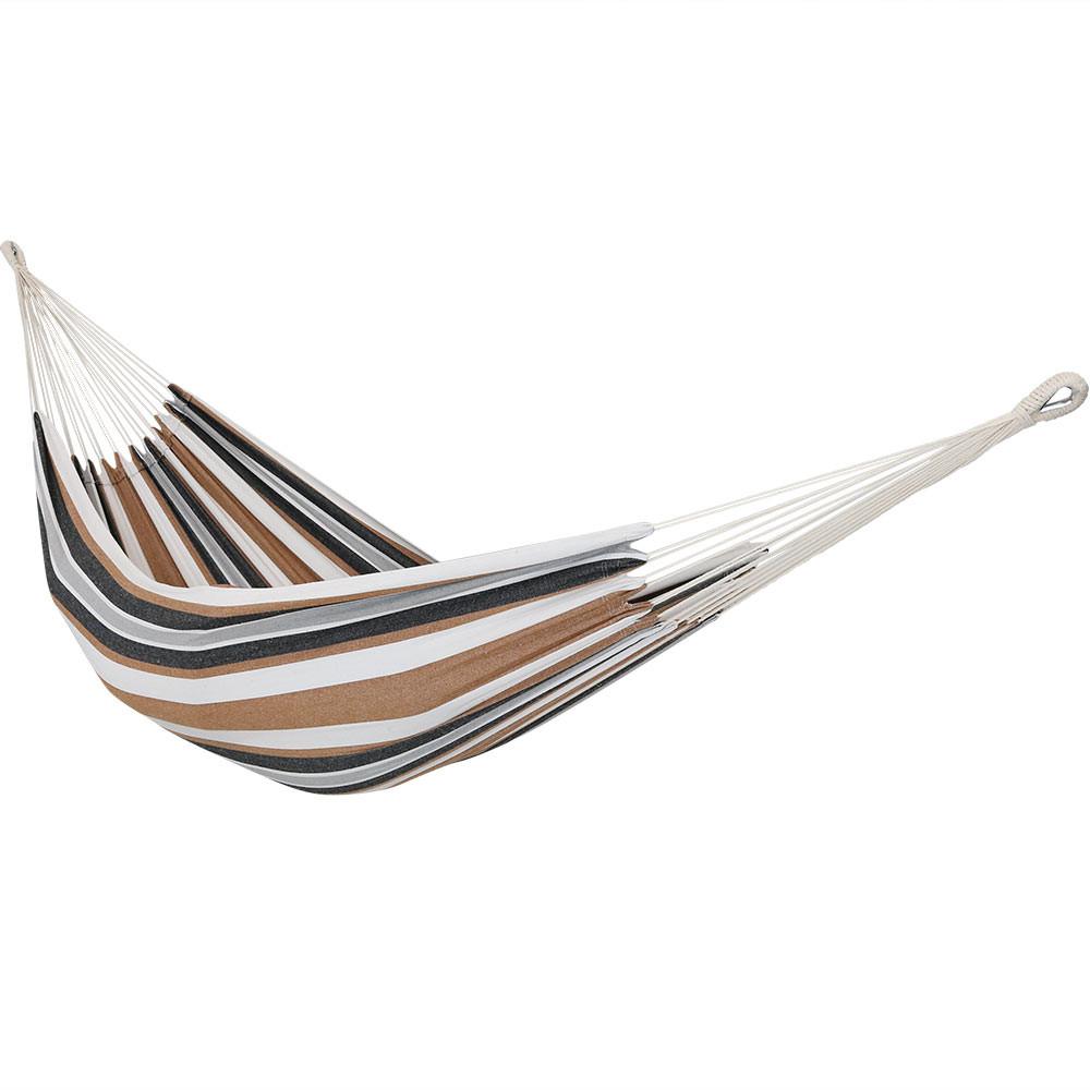calming desert  cotton double brazilian hammocks by sunnydaze decor  rh   serenityhealth