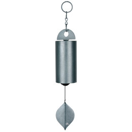 Woodstock Chimes Green Heroic Windbell - Medium