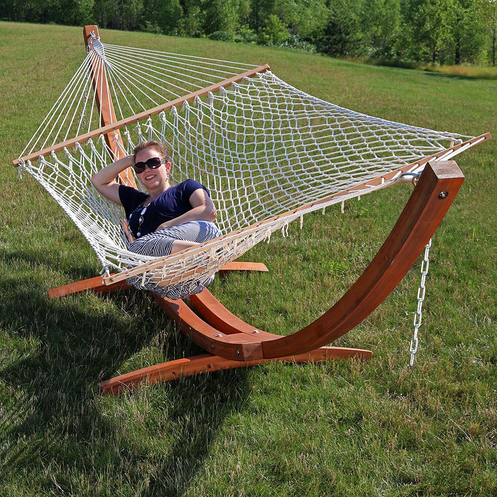 outdoor indoor stand wood pin hammock woodworking stands