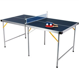 Sunnydaze 60 Inch Table Tennis Table