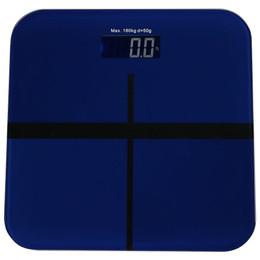 Blue Glass Scale