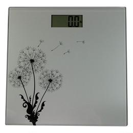 Scale with Dandelion Design