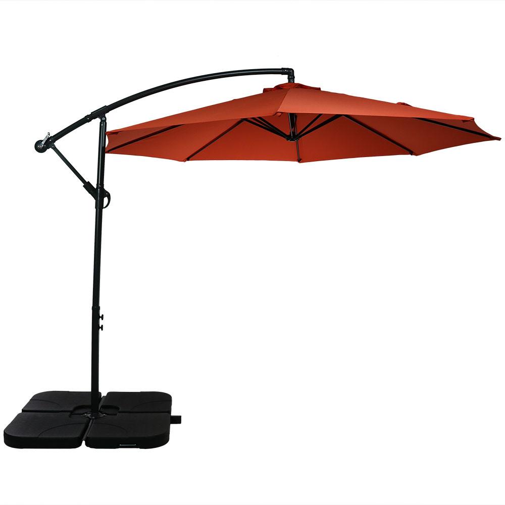 ... Base Plates On Offset Umbrella