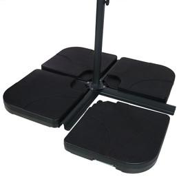 Set of 4 Base Plates