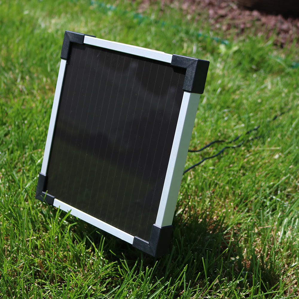 Sunnydaze Cascading Stone Bowls Solar On Demand Water