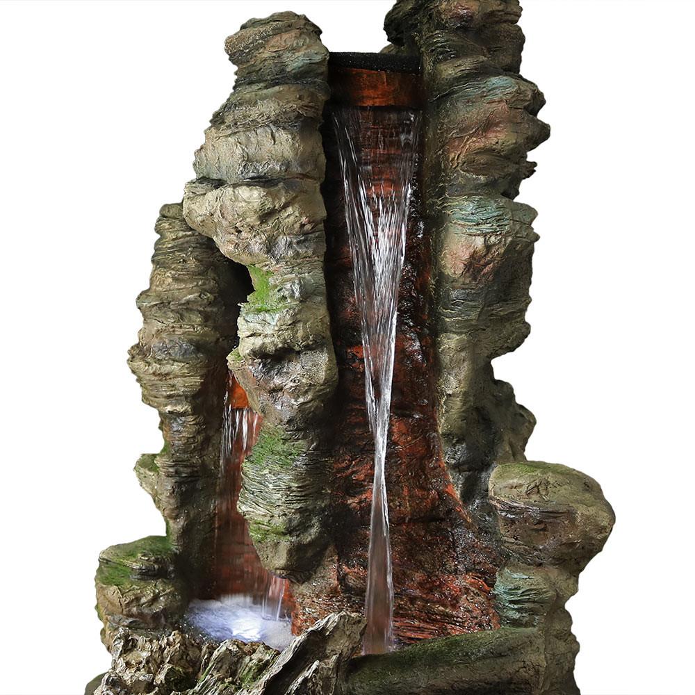 top side - Waterfall Fountain