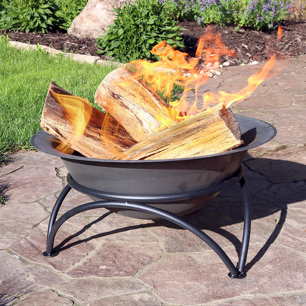 wood burning fire pits u2013 steel cast iron u0026 copper all sizes