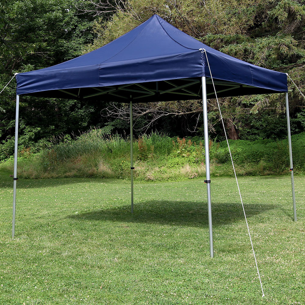 Blue & Yard Canopy and Outdoor Stake Sets - SerenityHealth.com
