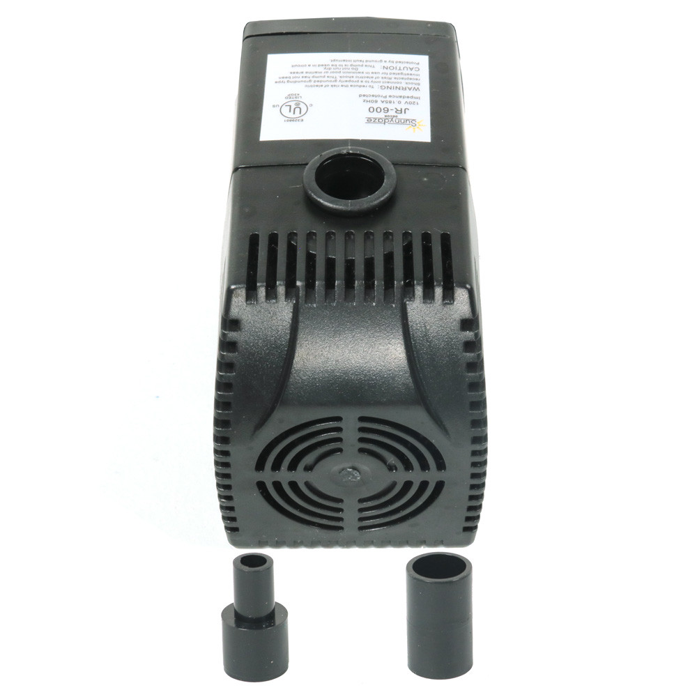 Fountain Pump FAQs (Frequently Asked Questions)