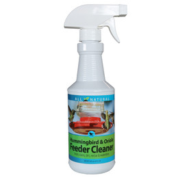 Carefree 98557 Hummingbird and Oriole Feeder Cleaner, 16-Ounce