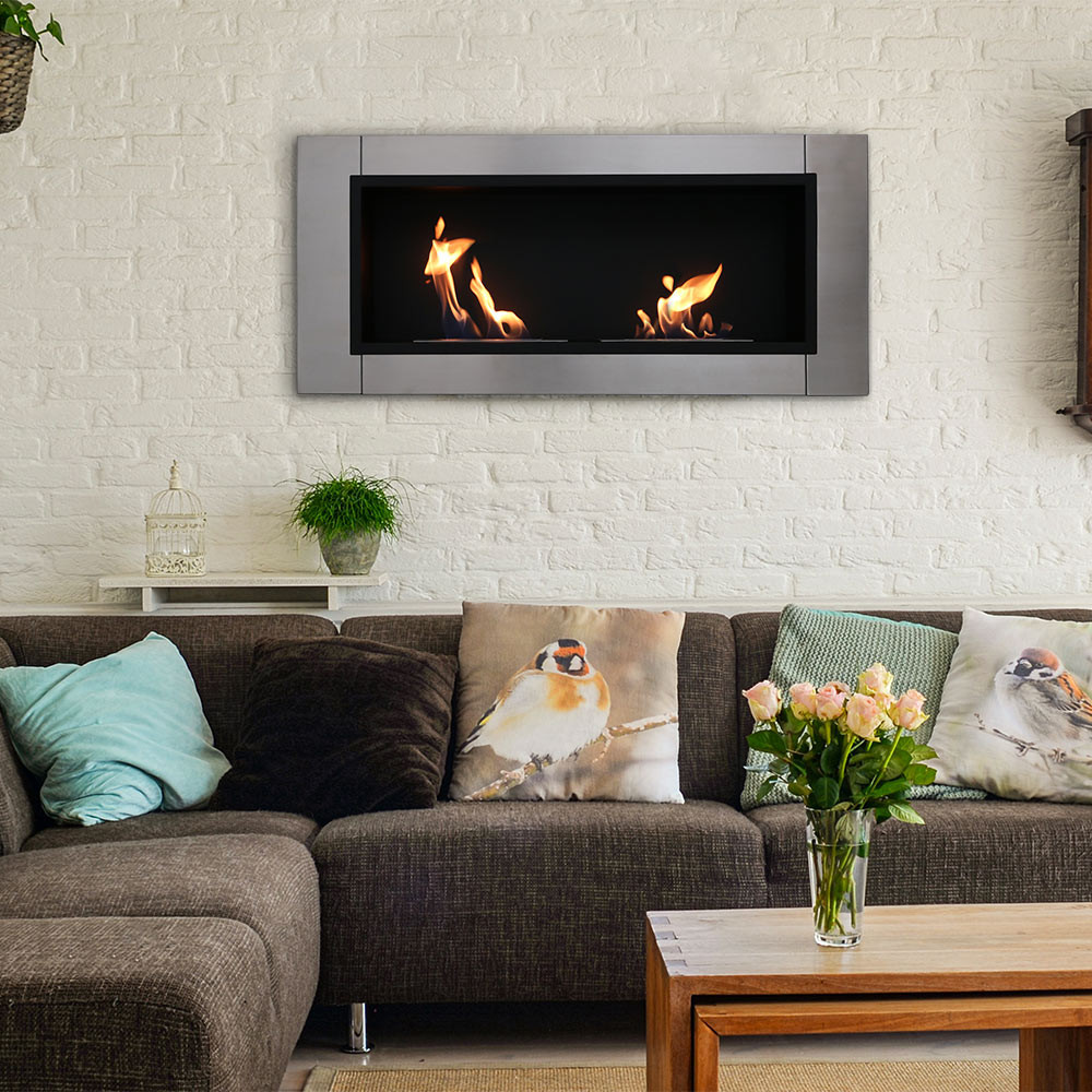 Ventless Fireplaces are a great way to add warmth and charm to your space without the hassle of smoke
