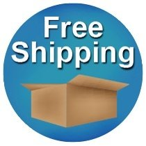 Free Shipping to Contiguous US!