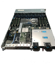 HP Proliant DL360 Gen7 server with two heatsinks and two 460w P/S 579240-001