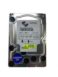 """3.5"""" 4TB WL4000GSA6472 7200RPM Storage HDD Drive"""