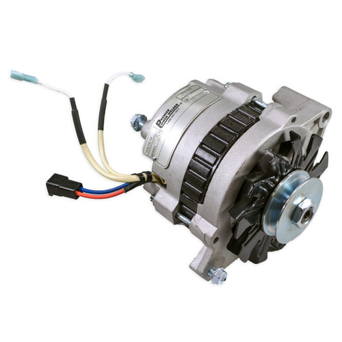 jeep cj7 1978-1986, 170 amps, single v pulley - high ... jeep cj7 alternator wiring 79 jeep cj7 ignition wiring