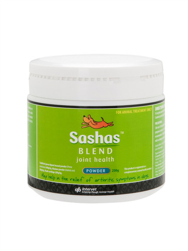 Sashas Blend Powder 250g