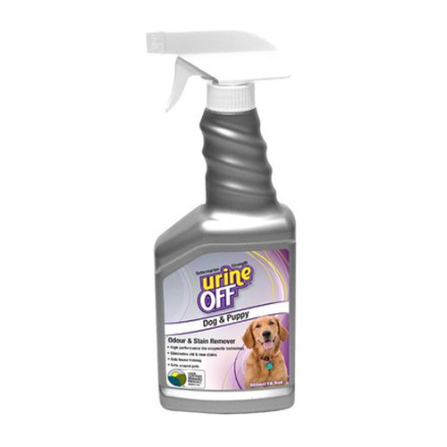 Urine Off Odour & Stain Remover FOR DOGS (500 mL)