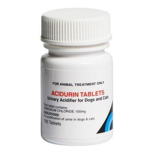 Acidurin Tablets 100