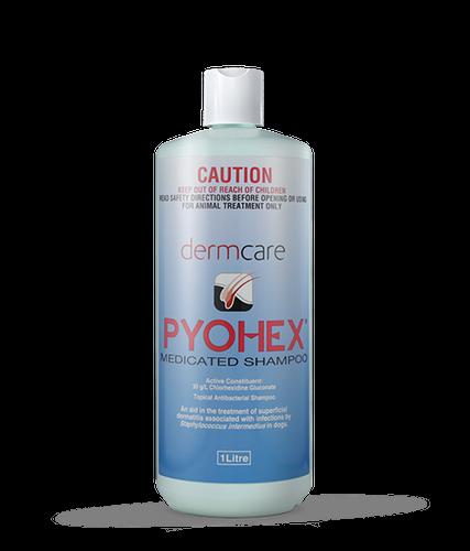 Pyohex Shampoo 1L