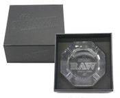 RAW Crystal Ashtray Lead-Free