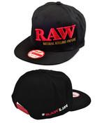 RAW Snap Back Black