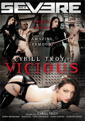 Cybill Troy is Vicious DVD