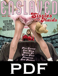 Enslaved Sissies and Maids 32 - PDF download