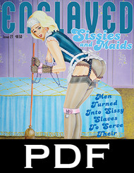 Enslaved Sissies and Maids 27 - PDF download