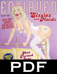 Enslaved Sissies and Maids 22 - PDF download