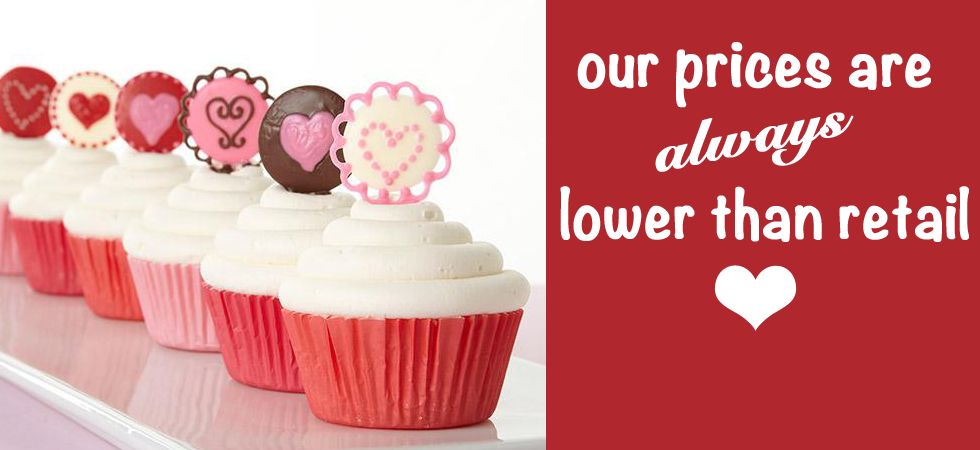 Cake Supplies For Less