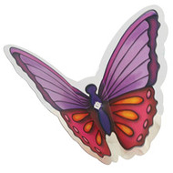 Warm Butterfly Cake Picks 12ct Wilton