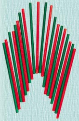 Christmas Lollipop Sticks Wilton