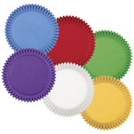 Rainbow Cupcake Baking Cups 150ct Wilton