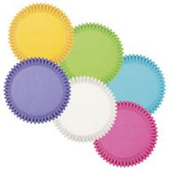 Bright Rainbow Cupcake Baking Cups 150ct Wilton